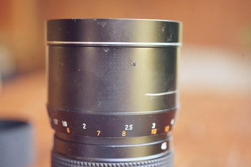 Mamiya CS 45-90mm f35 Repair 01