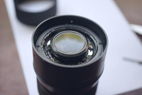 Mamiya CS 45-90mm f35 Repair 09