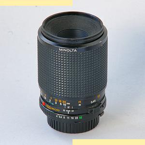 Minolta 100mm f4 Macro MD-III pic