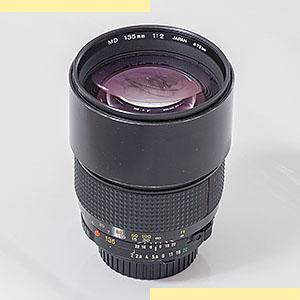 Minolta 135mm f2 MD-III pic