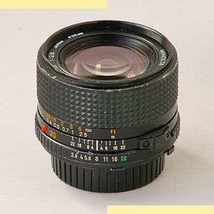 Minolta 20mm f28 MD-III pic