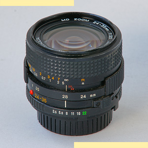 Minolta 24-35mm f35 MD-III pic