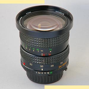 Minolta 24-50mm f4 MD-II pic