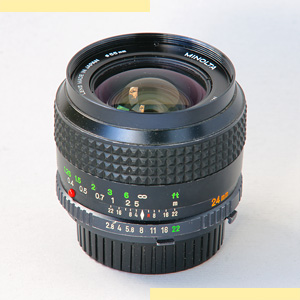Minolta 24mm f28 MD-I pic
