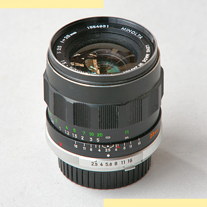 Minolta 28mm f25 MC-II pic