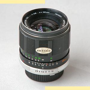 Minolta 28mm f25 MC-I pic