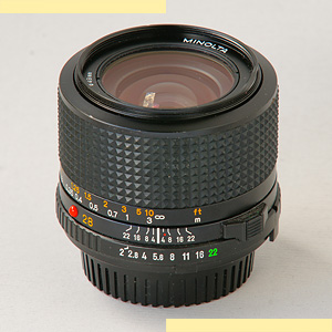 Minolta 28mm f2 MD-III pic