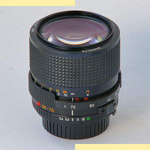 Minolta 35-70mm f35 MD-III pic