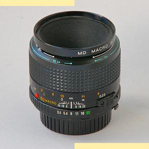 Minolta 50mm f35 Macro MD-III pic