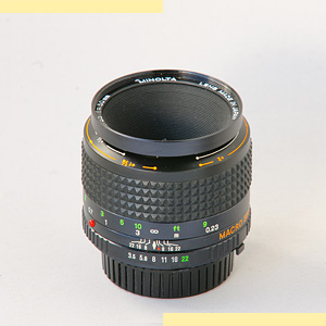 Minolta 50mm f35 Macro MD-I pic