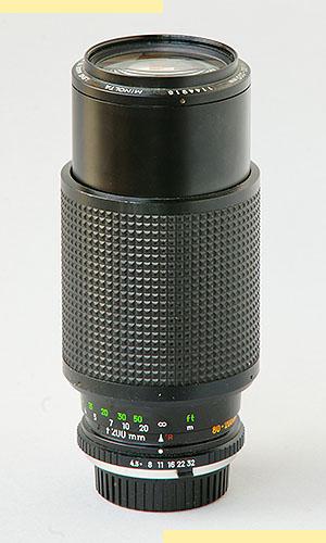Minolta 80-200mm f45 MC-X pic