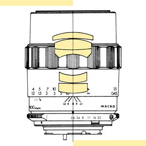 Minolta 100mm f35 Macro MC-II