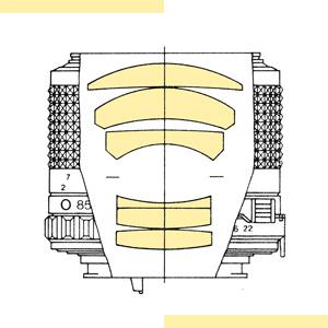 Minolta 85mm f2 MD-III