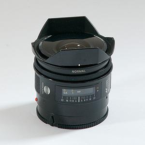 Minolta AF 16mm f28 Fisheye