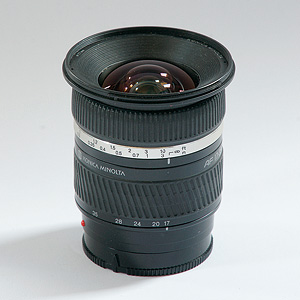 Minolta AF 17-35mm f28-4