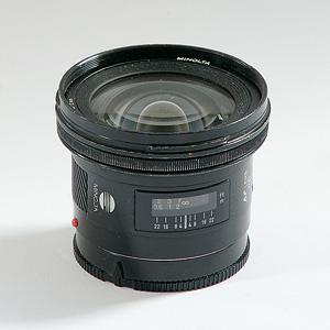 Minolta AF 20mm f28