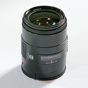 Minolta AF 35mm f14