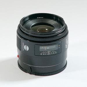 Minolta AF 35mm f2