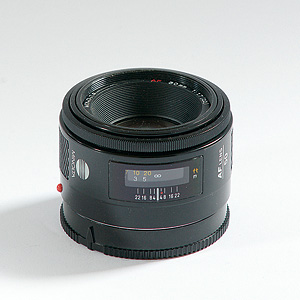 Minolta AF 50mm f17