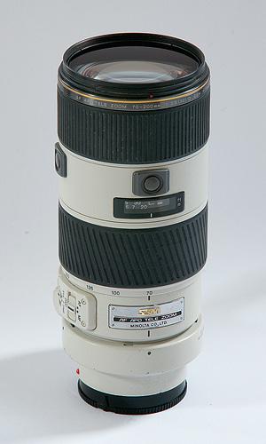 Minolta AF 70-200mm f28 APO G SSM