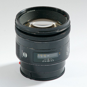 Minolta AF 85mm f14