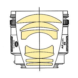 Minolta AF 85mm f14 qs