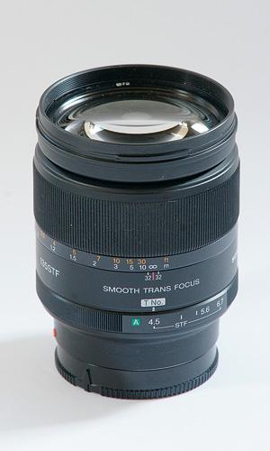 Sony AL 135mm f28 STF