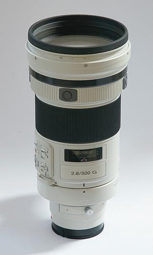 Sony AL 300mm f28 G