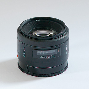 Sony AL 50mm f14