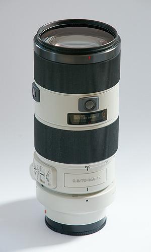 Sony AL 70-200mm f28 G