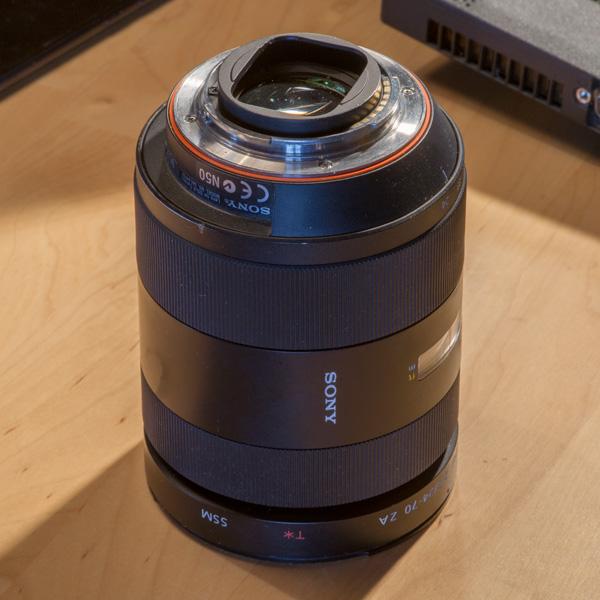 Repair Sony Zeiss 24-70mmf28 ZA 00