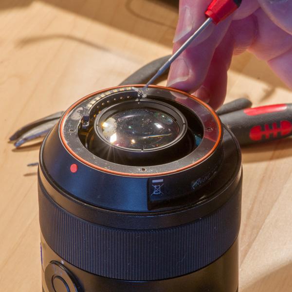 Repair Sony Zeiss 24-70mmf28 ZA 03