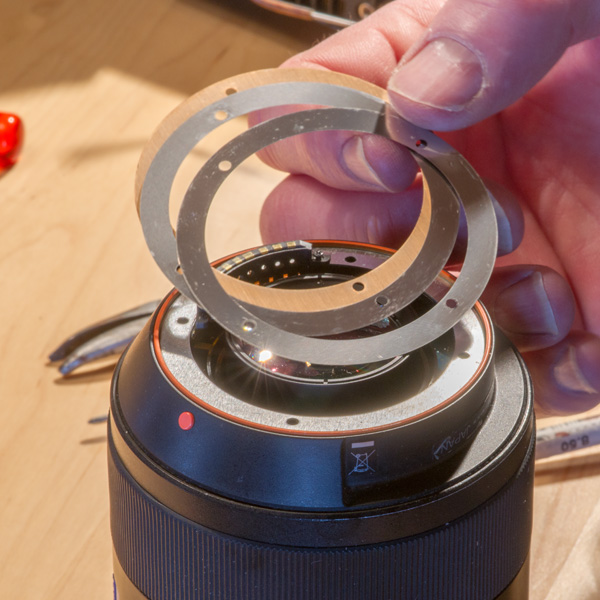 Repair Sony Zeiss 24-70mmf28 ZA 04