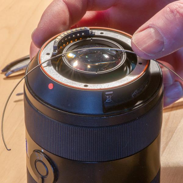 Repair Sony Zeiss 24-70mmf28 ZA 05
