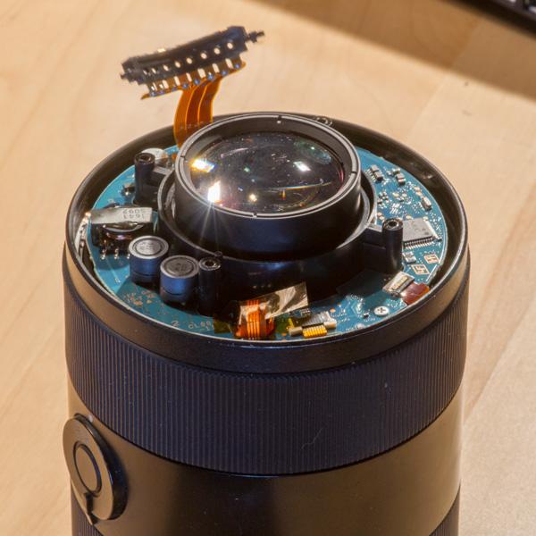 Repair Sony Zeiss 24-70mmf28 ZA 08