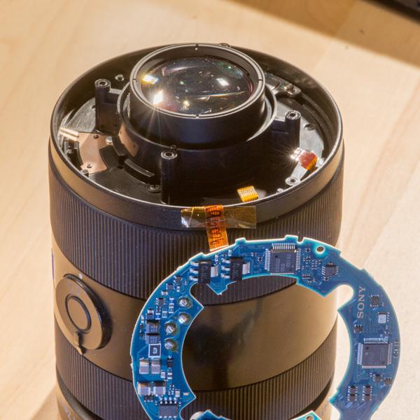Repair Sony Zeiss 24-70mmf28 ZA 12