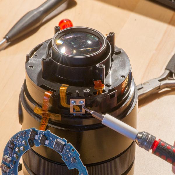 Repair Sony Zeiss 24-70mmf28 ZA 18