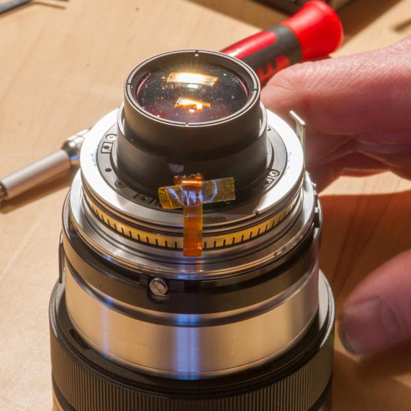 Repair Sony Zeiss 24-70mmf28 ZA 20