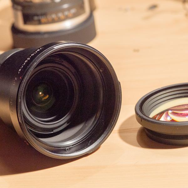 Repair Sony Zeiss 24-70mmf28 ZA 27